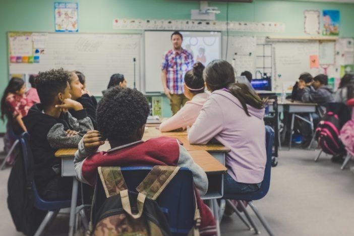 Teacher & Classroom